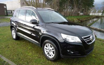 2011 Tiguan TDI 2,0 Bluemotion