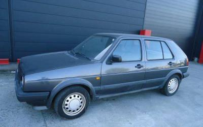 1992 Golf II GTD rabbit