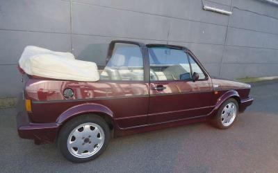 1993 Golf I cabriolet classic line