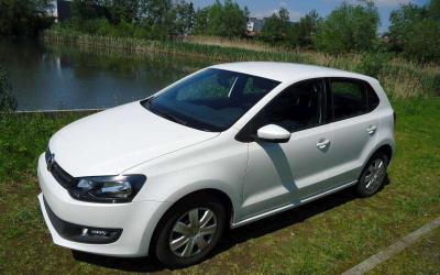 2013 Polo 1200 Benzine White Edition