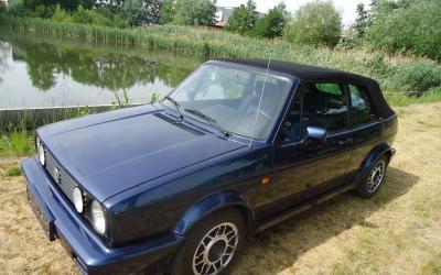 1993 Golf I Cabriolet Karmann