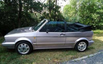 1992 Golf I Cabriolet Fashion Line