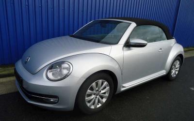 2013 New Beetle Cabrio TSI